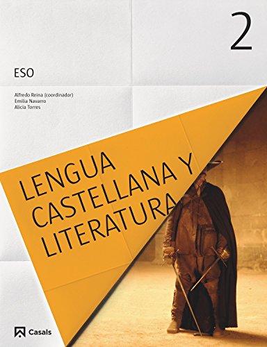9788421860946: Lengua castellana y Literatura 2 ESO (2016) - 9788421860946
