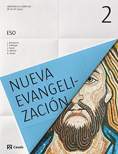 9788421861004: Nueva Evangelización, 2 ESO