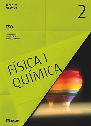 9788421861127: Proposta didàctica Física i Química 2 ESO (2016) - 9788421861127