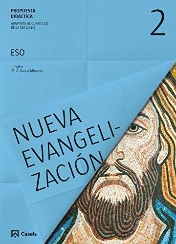 9788421861387: Propuesta didáctica Nueva Evangelización 2 ESO (2016) - 9788421861387