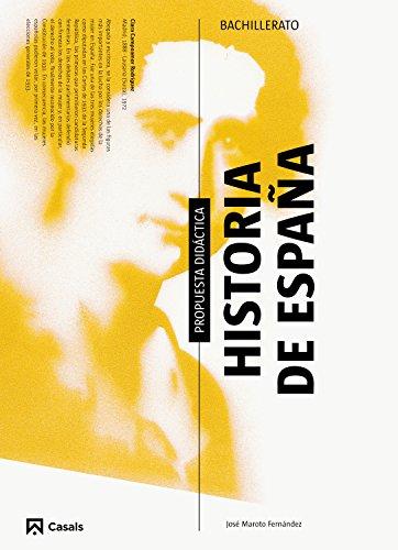 9788421861530: Propuesta didáctica Historia de España - 9788421861530