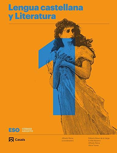 9788421866696: Lengua castellana y Literatura A 1 ESO (Código abierto)
