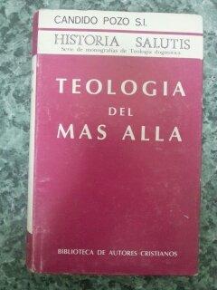 9788422002024: Teologia Del Mas Alla: Historia Salutis Sere De Monografias De Teologia Dogmatica