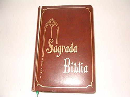 Sagrada Biblia: Nácar-Colunga