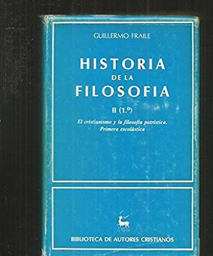 HISTORIA DE LA FILOSOFIA (T. 2) (VOL.: URDANOZ, GUILLERMO FRAILE