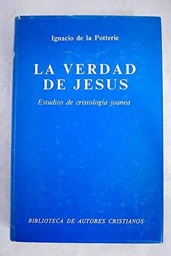 9788422008903: La verdad de Jesús