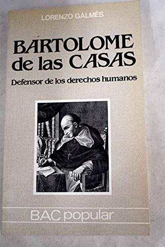 9788422010357: Bartolomé de las Casas, defensor de los derechos humanos (Biblioteca de autores cristianos) (Spanish Edition)