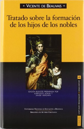 9788422015277: Tratado sobre la formación de los hijos de los nobles (1246) (NORMAL)