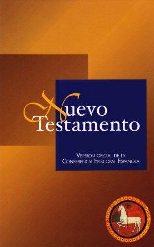 9788422015376: Nuevo Testamento (Ed. típica - cartoné): Versión oficial de la Conferencia Episcopal Española (EDICIONES BÍBLICAS)