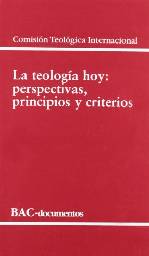9788422015833: Teologia Hoy, La (DOCUMENTOS)