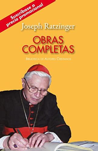 9788422016083: Obras completas de Joseph Ratzinger: 18 (MAIOR)
