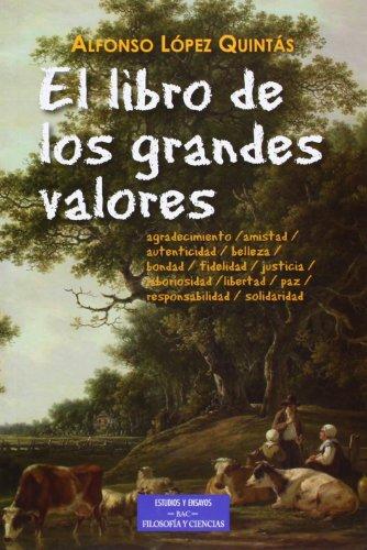 9788422016427: El libro de los grandes valores