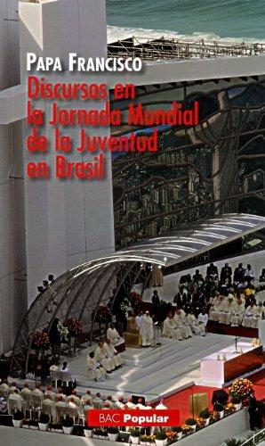9788422016786: Discursos en la Jornada Mundial de la Juventud en Brasil (POPULAR)