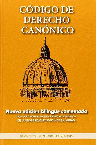 9788422016960: Código de derecho canónico (NORMAL)