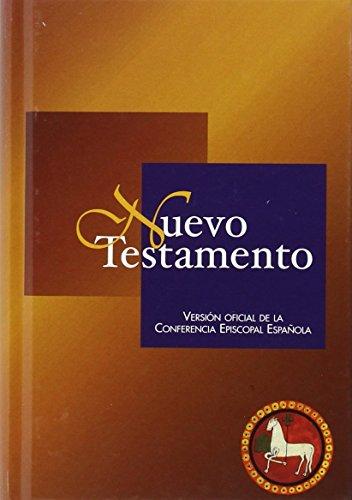 9788422017196: Nuevo Testamento (Ed. títpica - cartoné): Versión oficial de la Conferencia Episcopal Española (EDICIONES BÍBLICAS)