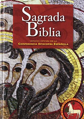 9788422017387: Sagrada Biblia (Cee) Al cromo: Versión oficial de la Conferencia Episcopal Española: 120 (EDICIONES BÍBLICAS)
