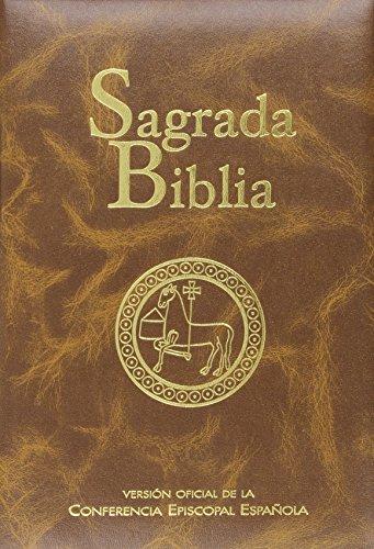 9788422017486: Sagrada Biblia (ed. típica - guaflex): Versión oficial de la Conferencia Episcopal Española (EDICIONES BÍBLICAS)