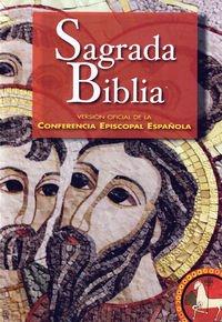 9788422017493: Sagrada Biblia (ed. típica - rústica): Versión oficial de la Conferencia Episcopal Española (EDICIONES BÍBLICAS)