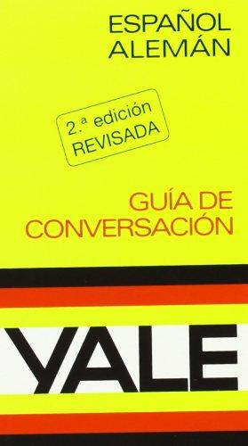 9788422103240: Español-Aleman -Yale (Yale Guias)