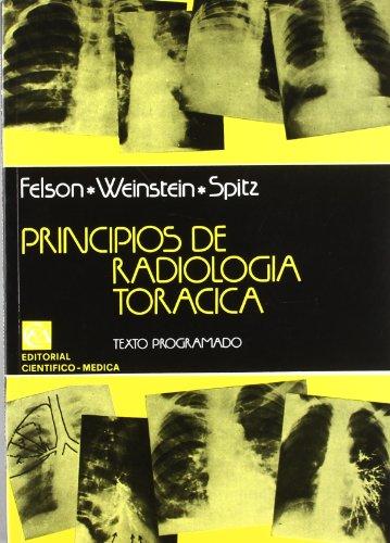9788422406105: Principios de radiologia toracica.