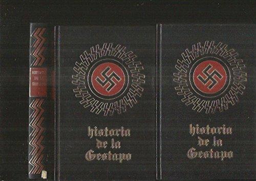 9788422538905: Historia de la Gestapo (3 vols.)