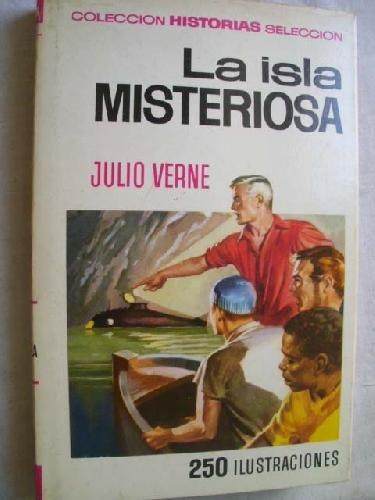 La isla misteriosa: Julio Verne