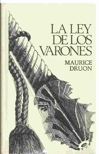 9788422604129: LA LEY DE LOS VARONES