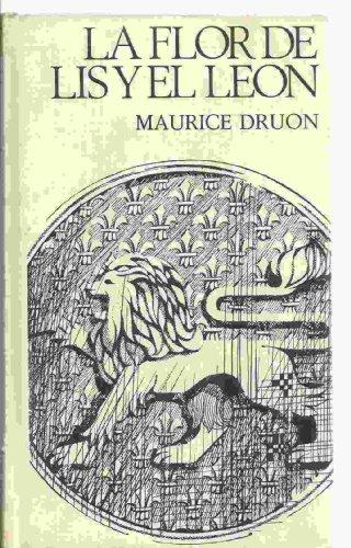 9788422605348: La flor de lis y el león. Los reyes malditos VI.