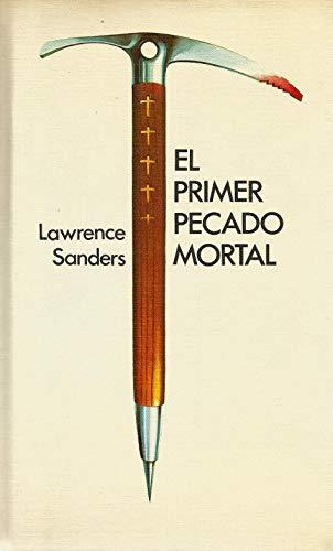 9788422607168: EL PRIMER PECADO MORTAL