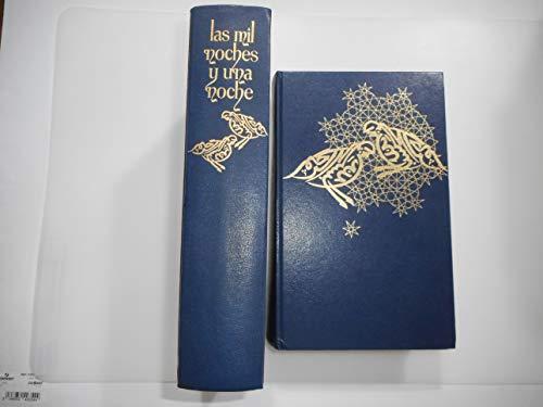 9788422608783: EL LIBRO DE LAS MIL Y UNA NOCHES (2 TOMOS).