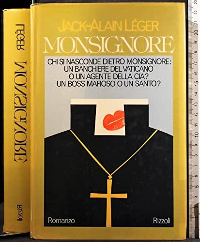 9788422608875: Monsignore