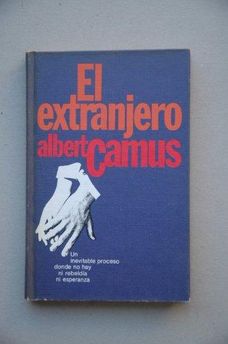9788422608967: El extranjero / Albert Camus ; [traducción Bonifacio del Carril]