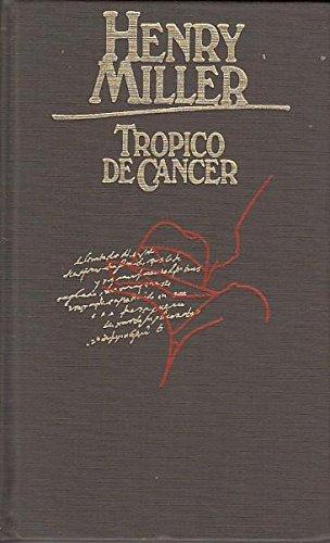 9788422609711: TROPICO DE CANCER