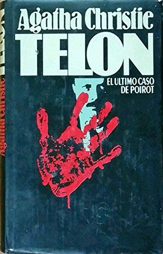 9788422610526: Telon - El Ultimo Caso De Poirot