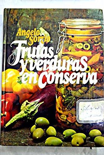9788422611127: Frutas y verduras en conserva