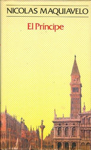El Principe (Spanish Edition): Nicolas Maquiavelo