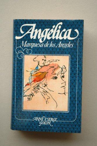 9788422612056: Angélica : Marquesa de los Angeles