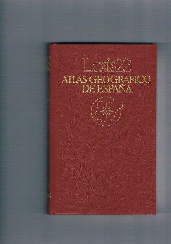 Diccionario Enciclopedico Lexis 22: Atlas Geografico de: Col.