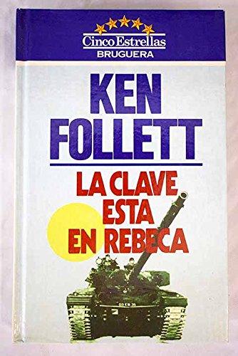 9788422614036: La Clave Esta En Rebeca (Circulo ce Lectores)