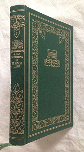 9788422614869: LOS GOZOS Y LAS SOMBRAS (3 volúmenes)