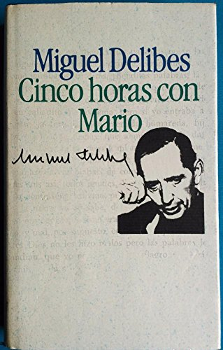 9788422615774: CINCO HORAS CON MARIO