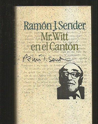 9788422617075: MR. WITT EN EL CANTON