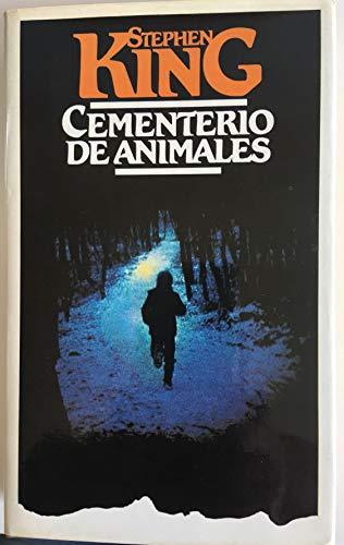 9788422618683: CEMENTERIO DE ANIMALES