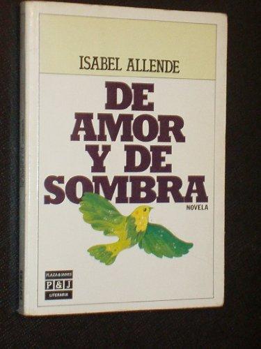 9788422619208: De Amor Y De Sombra