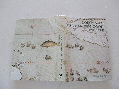 9788422619376: Los viajes del Capitán Cook. (1768-1779). Primera edicón