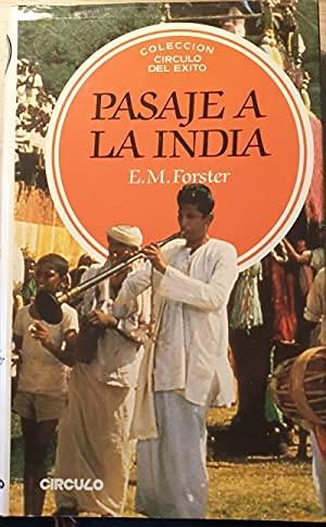 9788422620297: Pasaje A La India