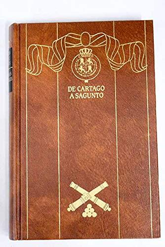 9788422620808: DE CARTAGO A SAGUNTO