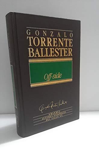 Off-side: Gonzalo Torrente-Ballester