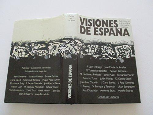 Visiones de España: VV.AA.
