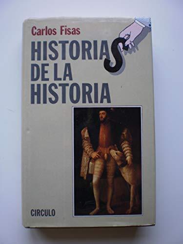 9788422623410: Historias de la historia